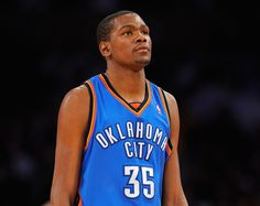 Oklahoma City Thunder forward Kevin Durant will be named the NBA MVP.  Durant edges out strong contender Lebron James. 90895bb5c