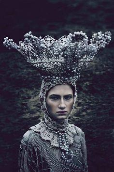 .Photographer: Marcin Nagraba - Photography & Art Designer: Agnieszka Osipa costume & fashion designer Makeup: Patryk Nadolny Model: Wiktoria Soszyńska @ AMQ models
