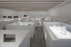 The Space in Between exhibition by nendo, Holon – Israel » Retail Design Blog