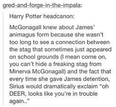 Haha, Sirius!