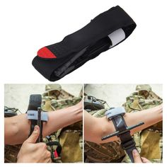Travel One-handed Kit Army Durable Military Field Rotate Medical Compression Tool HT37-0024