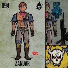 Zandar