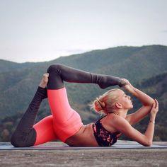 Go, Go, Go! - yoga inspiration