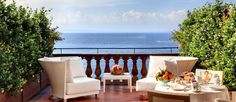 Passion For Luxury : Grand Hotel Excelsior Vittoria, Sorrento, Italy