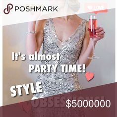 Like, Share + Share Some More! 💕 Need 5 HPs! TONIGHT! November 8th @ 7-9pm PST. I'm so excited to be hosting my first Posh Party! Theme is STYLE OBSESSIONS! Please help me in finding Host Picks. I'm looking for unique items with clear and interesting cover shots! Please tag me in your favorite item! ❤️  Thanks as always to my PFFs for all your support! ❤️ ps SHARE items and I'll share yours! xoxo Free People Dresses