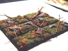Autumn bases - Tutorial