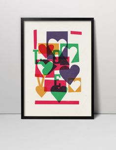 Love by Marcus Walters for 72 Editions