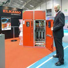 Sähkönjakelujärjestelmiä kehittävä, valmistava ja markkinoiva ELKAMO esitteli messuosastolla ELMO-moduulimuuntamot sekä Driescher Moosburg-ilmaeristeiset keskijännitekojeistot. Yli 30 vuotta ELKAMO on systemaattisesti kehittänyt, laadukkaista tuotteista ja osaavasta henkilöstöstä muodostuvaa vahvaa kokonaisuuttaan, täyttäen ISO 9001:2008 ja ISO 14001:2004 vaatimukset. ELKAMO:n tuotteita ovat mm. keskijännite- ja pienjännitekojeistot teollisuuden ja energiayhtiöiden sähkönjakeluun…