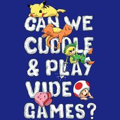 Video Gamer Relationship goals