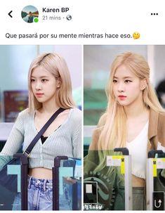Foto Bts, Memes Blackpink, Korean Language Learning, Rose Park, Perfect Smile, Jennie Blackpink, Cute Gif, Namjin, Girl Group