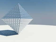 #triangle #shape #abstract #sculpture #futuristic #cube #pyramid #design #concept #conceptual #art #construction #scifi #idea #grid #metal #outdoor #detail #element