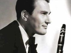 "Artie Shaw (1910-2004) - Click to hear one his big hits, ""Frenesi."" - Artie Shaw was an American clarinetist, composer, and bandleader. Shaw led one of the United States' most popular Big Bands in the late 1930's through the early 1940's. Their signature song, a 1938 version of Cole Porter's ""Begin the Beguine"", was wildly successful and one of the era's defining recordings."