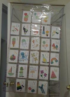 Making Handmade Books: Interchangeable Postcard Quilt