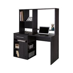 South Shore Annexe Home Office Computer Desk Gray Oak *** To view further for this item, visit the image link.Note:It is affiliate link to Amazon.