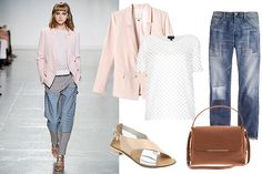 Rebecca Taylor Gives The Sporty Trend A Ladylike Touch #Refinery29