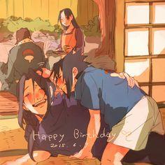 Itachi and Sasuke!!!
