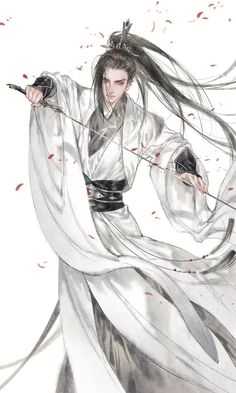 "Pan on Twitter: ""2019sssvs存档… "" Character Concept, Character Art, Korean Art, China Art, Manga Boy, Fun Comics, Character Design References, The Villain, Character Illustration"