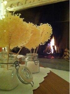 Lecca lecca di formaggio - La Giri - Valentina Bardi
