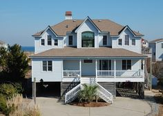 Twiddy Outer Banks Vacation Home - Beach-Topia - Corolla - Oceanside - 7 Bedrooms