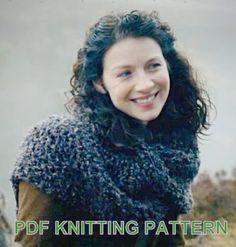 KNITTING PATTERN  Beginner / Outlander Inspired by KnitPlayLove
