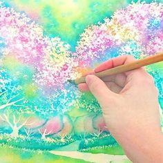【tomokotejima】さんのInstagramをピンしています。 《(water color painting work in progress)新作のつづき といっても一番最初にアップした画像から一月後くらいの進み具合です。色の重ね具合は四十回くらい。 つぎは完成動画アップします。 よかったらお付き合いくださいね  ーーーーーーーーーーーー  #アートワーク #イラストレーター #絵 #イラスト #水彩画 #自然 #森 #春 #ハンドメイド #北海道 #旭川 #art_we_inspire  #watercolor #watercolorillustration  #welovecollect #drawing #illustrationoftheday #waterblog  #handmade #kidsbooks #watercolorpainting #instagramjapan #instagramfr》