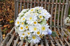 Crazy Daisy Brides Bouquet