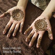 Henna Trendz By Wardah (@hennatrendz) | Instagram photos and videos