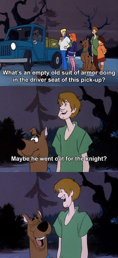 Scooby doo - best part of my childhood