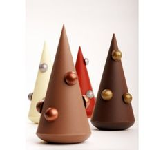 Holiday chocolates. Pierre Marcolini #plating #presentation