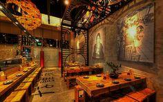 Mojo Design Completes Atisuto Japanese Restaurant   CONTEMPORIST