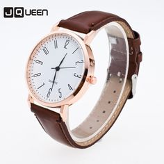 >> Click to Buy << Women's Fashion Watches Quartz Wristwatch Casual Imitation Leather Classic Design Coffee Color Dress Clock reloj mujer #Affiliate