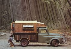 Moon to Moon: Rolling Homes: Handmade houses on Wheels Pt.1