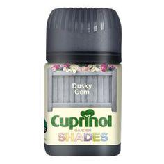 Cuprinol Garden Shades - Dusky Gem - 50ml £1.50