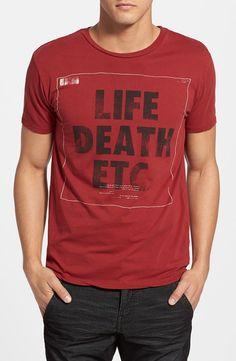 'Etc' Graphic T-Shirt