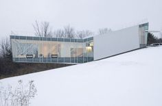 Tanglewood House 2 by Schwartz/Silver Architects | Roger Allen