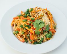 Nudelsalat - Vegetarbloggen