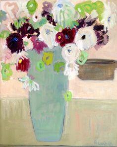 'The Beauty of Flowers' by Bridget Lansley