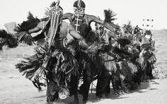 Mario Gerth   African Life - Dogon dance in Mali | Flickr - Photo Sharing!