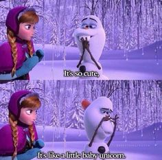 Olaf is definitely the best part of Frozen. Never laughed so hard in a Disney movie! Olaf Quotes, Disney Quotes, Movie Quotes, Disney Facts, Funny Quotes, Funny Frozen Quotes, Frozen Memes, Disney And Dreamworks, Disney Pixar