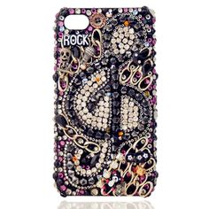 Austria Crystal Rhythm Iphone4/4S Cases