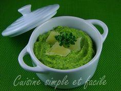 purée de brocolis 05 Guacamole, Ethnic Recipes, Food, Cooker Recipes, Gratin, Essen, Yemek, Meals