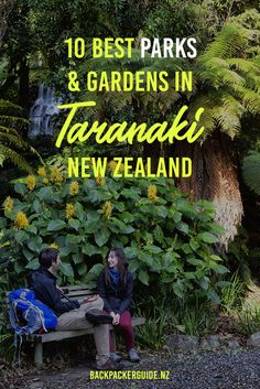 Passionate locals utilising the free-draining volcanic soil, reliable rainfall and temperate climate has resulted in spectacular parks and gardens in Taranaki. Check out some of the highlights in this list of parks and gardens in Taranaki! Picnic Spot, Picnic Area, Amazing Gardens, Beautiful Gardens, Windsor Park, New Zealand Travel Guide, Waterfall Features, Small Lake, Walkabout