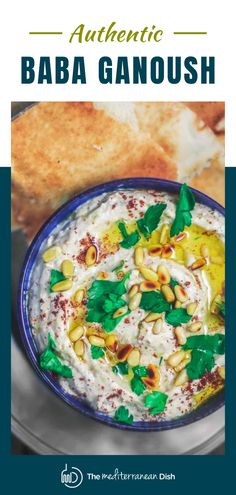 This step-by-step tutorial will show you exactly how to make this silky, creamy, smoky eggplant dip with tahini, garlic and citrus. Perfect for game day and it is healthy, so no guilt here! #gamedaydips #healthyappetizer #appetizerrecipes