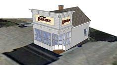 Sopp & Truscott Bakery - 3D Warehouse