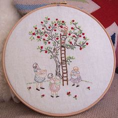 Free embroidery and felt applique patterns