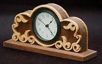 Image result for Fretwork Patterns Clocks Plans