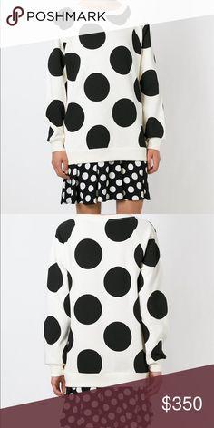 Boutique Moschino Polka Dot Dress NWT Moschino Dresses Midi