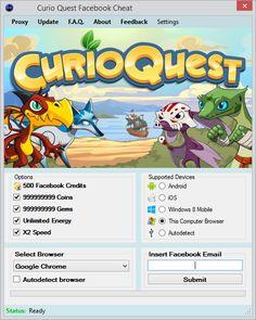 Curio Quest Hack Tool free download no surveys no password Coin Master Hack, Dragon City, Cheating, Geek Stuff, Lol, Hacks, Hack Tool, Free, Facebook
