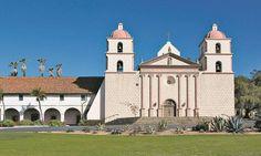 Santa Bárbara a Venice: rota na Califórnia inclui missão hispânica e parque de skate  Leia mais sobre esse assunto em http://oglobo.globo.com/boa-viagem/santa-barbara-venice-rota-na-california-inclui-missao-hispanica-parque-de-skate-