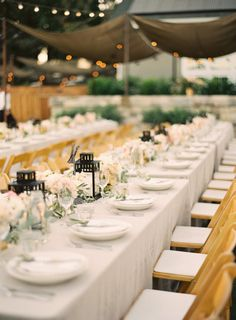 Lantern covered table: http://www.stylemepretty.com/2014/01/07/rustic-chic-napa-valley-wedding-at-long-meadow-ranch/ | Photography: Jessica Burke - http://www.jessicaburke.com/